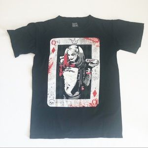 Tops - Suicide Squad graphic Tee